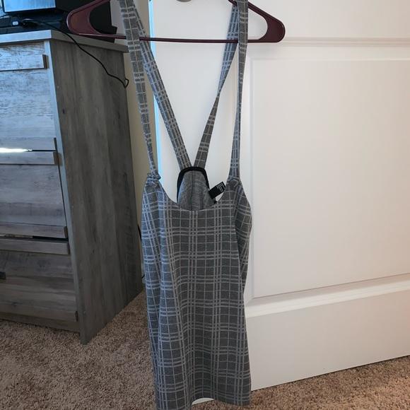 Forever 21 Dresses & Skirts - gray dress